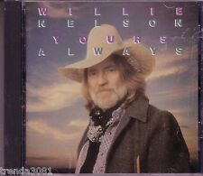 WILLIE NELSON Yours Always Classic 70s 80s Country ALWAYS ON MY MIND MONA LISA