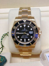 Rolex Submariner Diver Wristwatches