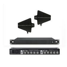 4 Channel Antenna Distributor 470-952MHz For Wireless Microphone Long range