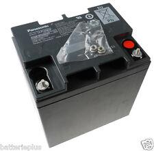 Panasonic Industrial  LC-P1228AP 12V 28000mAh M5 Schraubanschluss