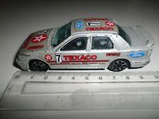 ford rallye modele sierra texaco N° 7 - burago
