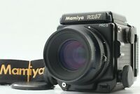 【MINT++】 Mamiya RZ67 Pro II Sekor Z 110mm f/2.8 +120 Film Back II From Japan#437