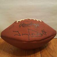 Tony Dorsett Rawlings Signature Football 1978 -Read description