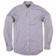 Ralph Lauren Herren Hemd Shirt Freizeithemd Gr.M Custom Fit Mehrfarbig 94137