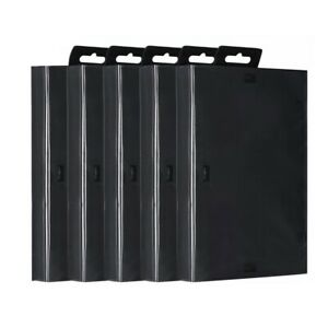 5x For Sega Genesis Game Cartridge Empty Shell Box Case Replacement Accessories