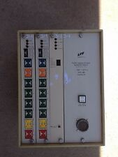 Vintage LFE Traffic Control Division Traff-o-matic Series 102 Controller