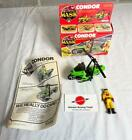 1985 Condor Complete With Box Vintage M.A.S.K Kenner Vehicle