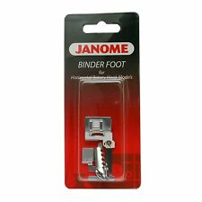 Genuine Janome Binder Foot for Horizontal Rotary Hook Models 200313005