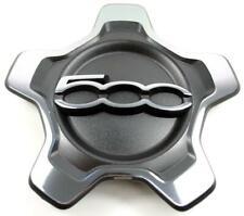 Genuine Fiat 500 X Alloy Wheel Centre Cap Trim Chrome 735626312 X1