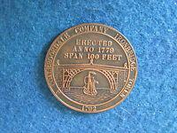Coalbrookdale Company Ironbridge Token - 1992 - Bicentenary Token - Telford