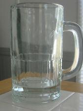 """GLASS MUG, 6"""" X 3-1/2"""", PERFECT FOR THE BAR!!"""