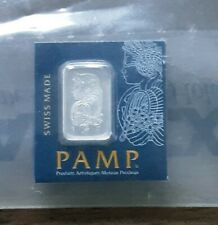 *NEW* PAMP SUISSE Platinum 1 Gram Bar from Platinum Multigram Bar .9995