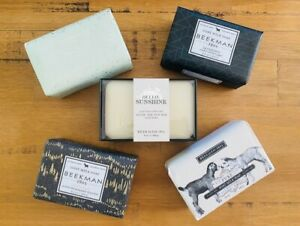 Choice of: Beekman 1802 Goat Milk Bar Soap 9 oz Pure Sunshine Davesforth Snow