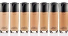 M.A.C Match-master Foundation SPF 15 NC 20  NEW formula with perfect results vip