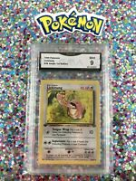 ⭐️ 1st Edition Lickitung Jungle Set Pokemon Card WotC Nintendo 1999 Mint 9 🎏