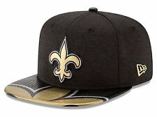 New Orleans Saints 2017 NFL Draft On Stage 9Fifty Snapback Cap Hat New Era