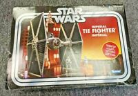 Hasbro Star Wars Vintage Kenner Imperial Tie Fighter Vehicle E2826 Open Box