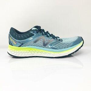 New Balance Womens Fresh Foam 1080 V7 W1080BY7 Green Running Shoes Size 9.5 B