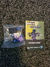 KRE-O KREO GI G.I. Joe Cobra Techno-Viper Collection 5 Wave Figure Classified