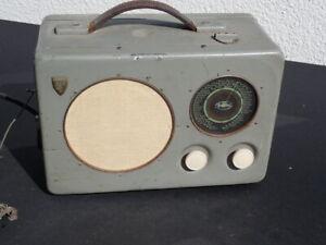 Radio Radione R9 Röhrenradio  Ing.Nikolaus Eltz Hersteller Wien