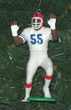 Cornelius Bennett BUFFALO BILLS Christmas tree ornament NFL football figure