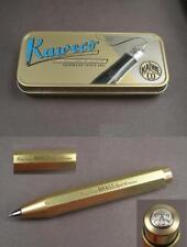 Kaweco Brass Sport Kugelschreiber in Messing neu  #