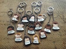 keyring personalised Gift Ideas party bags fillers birthday party gifts Handmade