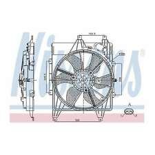 Fits Renault Thalia MK1 1.6 Genuine Nissens Engine Cooling Radiator Fan