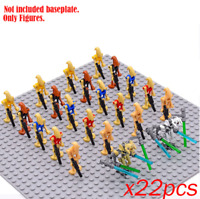 21 Pcs Minifigures Battle DROID - Star Wars Character Stormtroopers Lego MOC