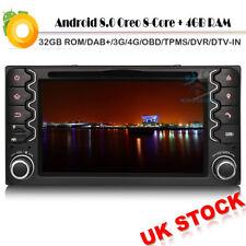 Android 8.0 WIFI Car DVD Autoradio DAB+GPS Toyota Corolla Prado Vios Vitz Hilux