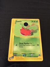 Pokemon Glossy Finish Hoppip E-Reader Rare AMERICAN BACK.