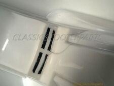 Honda post 1982 C70 Passport Leg shield electric starter CRACKED pls READ C001