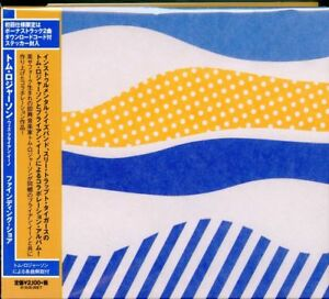 TOM ROGERSON WITH BRIAN ENO-FINDING SHORE-JAPAN CD E51
