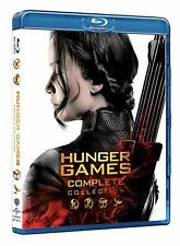 Hunger Games Collection (4 Blu-Ray) UNIVERSAL PICTURES