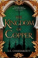 The Kingdom of Copper by S. A. Chakraborty 9780008239473 | Pre Order