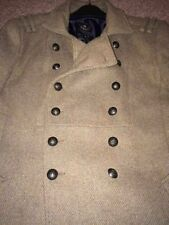 River Island Wool Military Coats & Jackets for Men