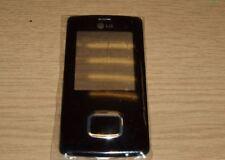 New Genuine Original LG KG800 Front Fascia Cover Housing Black