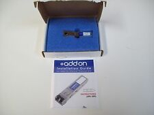 ADD-ON GLC-T-AO 1000BASE-TX SFP TRANSCEIVER MODULE - BRAND NEW! - FREE SHIPPING!
