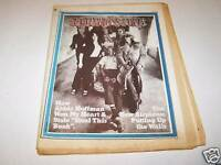 9/30/1971 92  ROLLING STONE magazine JEFFERSON AIRPLANE
