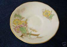 Royal Stafford bone china saucer
