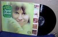 "Astrud Gilberto ""Look To The Rainbow"" LP Stan Getz Gil Evans Bebel"