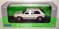 Coches, camiones y furgonetas de automodelismo y aeromodelismo WELLY Golf de escala 1:18