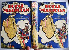 1930s THE ROYAL MAGICIAN Winifred Mulley Sunshine Press illus Jean Cruickshanks