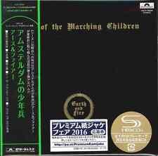 EARTH & FIRE-SONG OF THE MARCHING...-JAPAN MINI LP SHM-CD BONUS TRACK Ltd/Ed G00