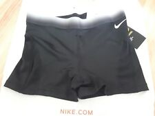"Nike Pro Hypercool. Ladies Women's SHORTS Compression 3"" Black large"