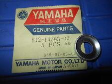 NOS OEM Yamaha GP292 GP643 GP433 SL338 SL292 Muffler Plate 812-14793-00