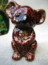 Charming Vintage moneybox in the form of a Koala Bear in excellent condition