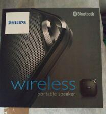 3 Coffrets d '1 Enceinte bluetooth Philips autonomie 5h Neuf