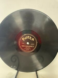 ROBIE KIRK WHERE IS YOUR HUSBAND, QUEEN  78