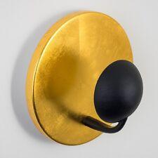 Applique murale Design LED Éclairage de couloir Spot Lampe murale dorée 147868
